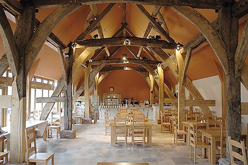 1485 Tithe Barn Cafe
