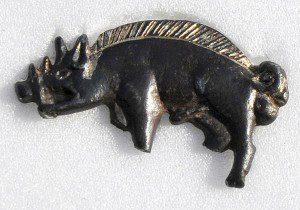 The Bosworth boar badge