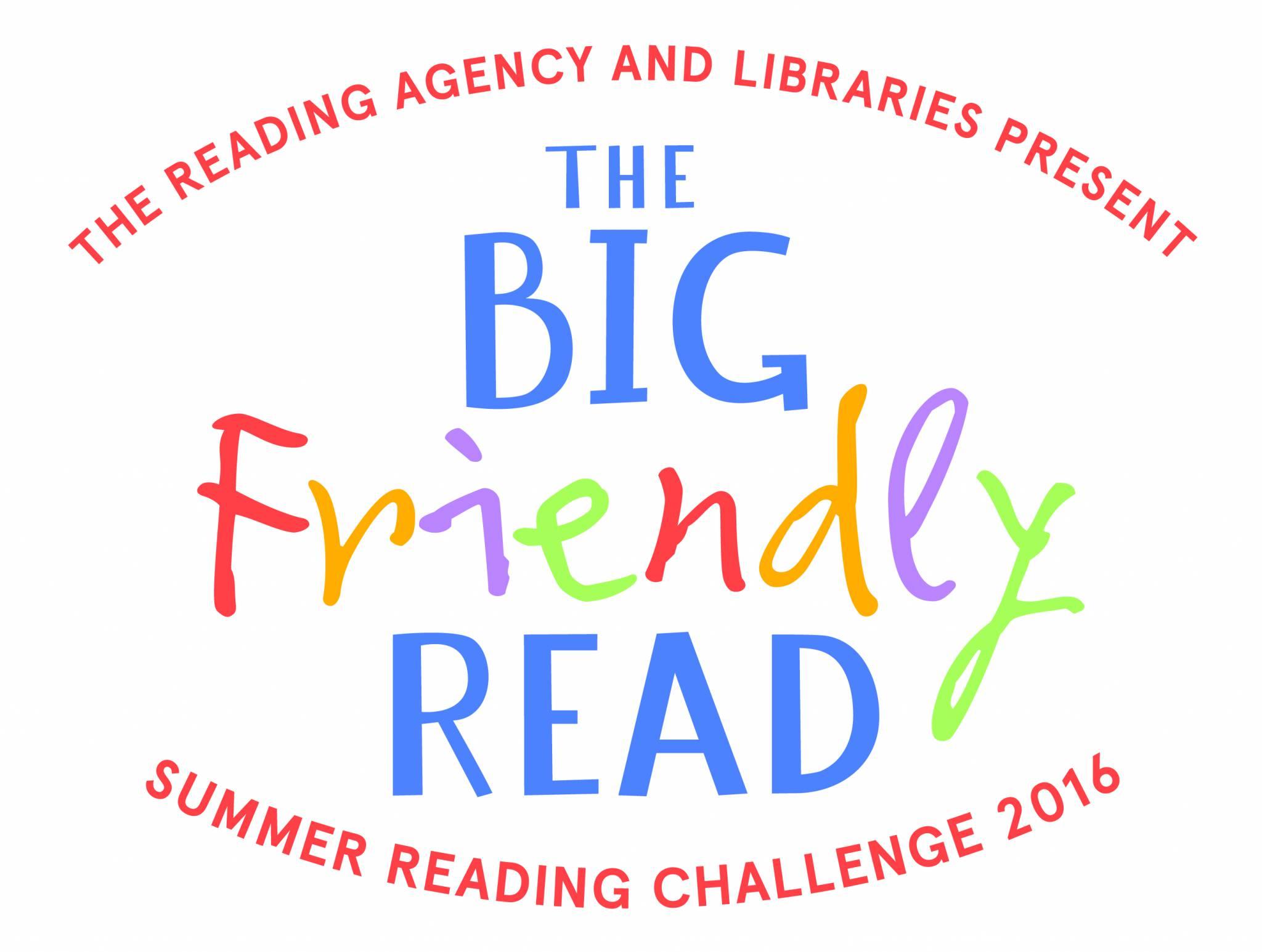 Summer Reading Challenge - 2016