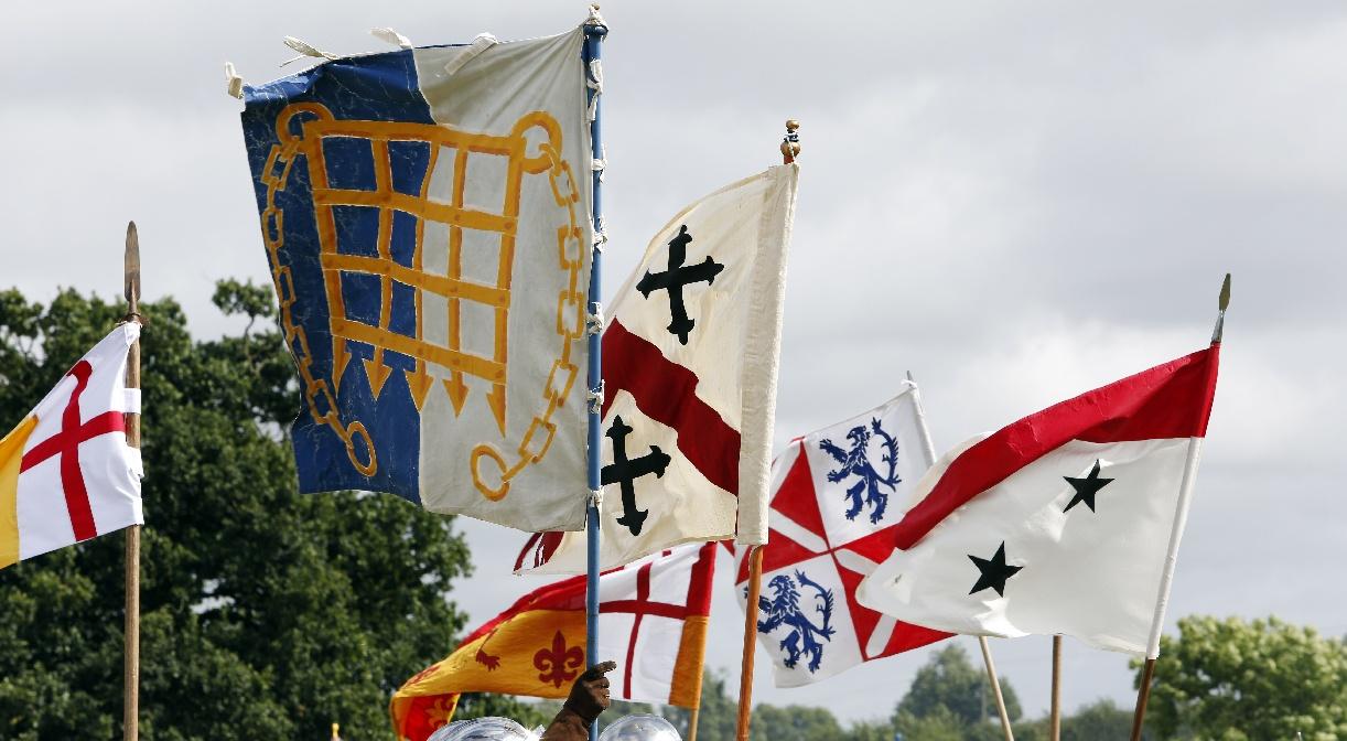 Les Routiers de Rouen: Conflict 1485