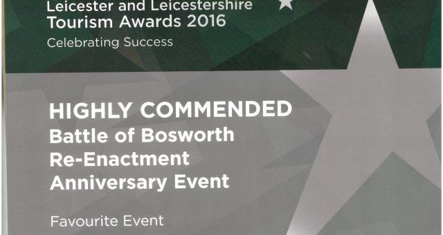 Bosworth Medieval Festival: 2017