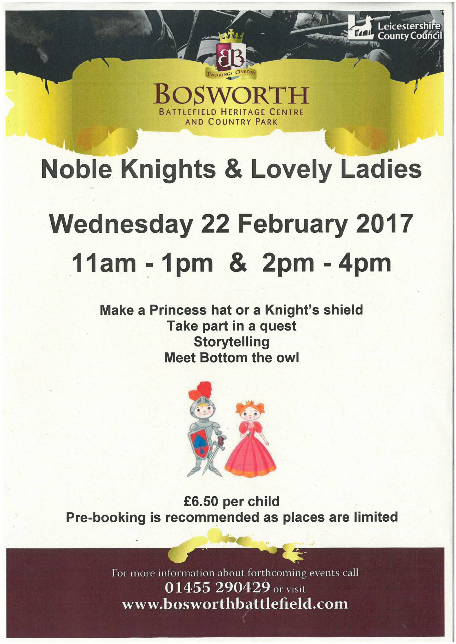 Noble Knights & Lovely Ladies