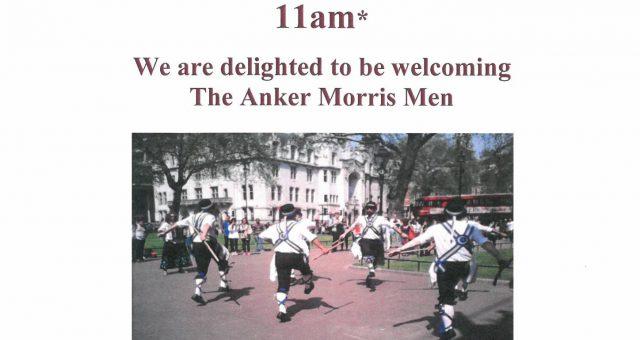 The Anker Morris Men