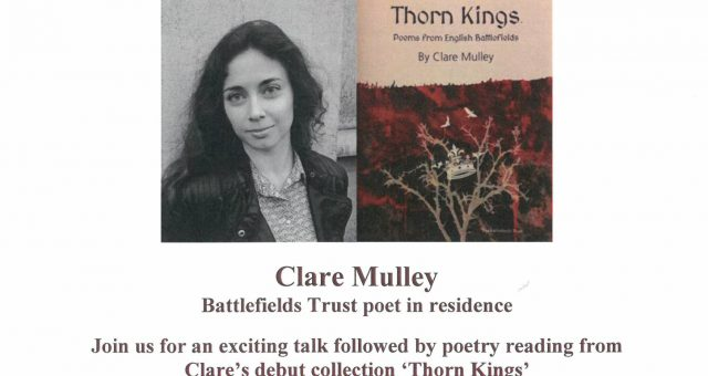 Clare Mulley – Poet