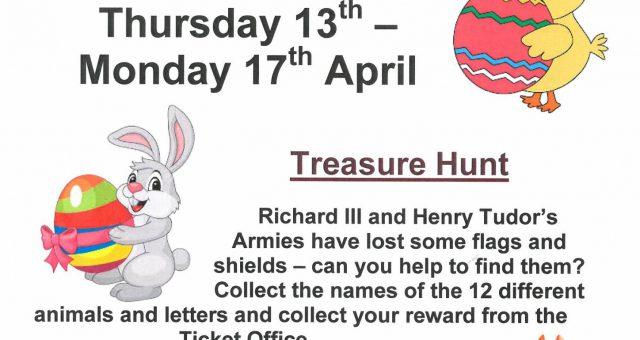 Easter Holiday Fun Treasure Hunt