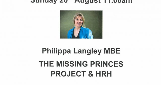 Philippa Langley Talk – The Missing Princes project & HRH