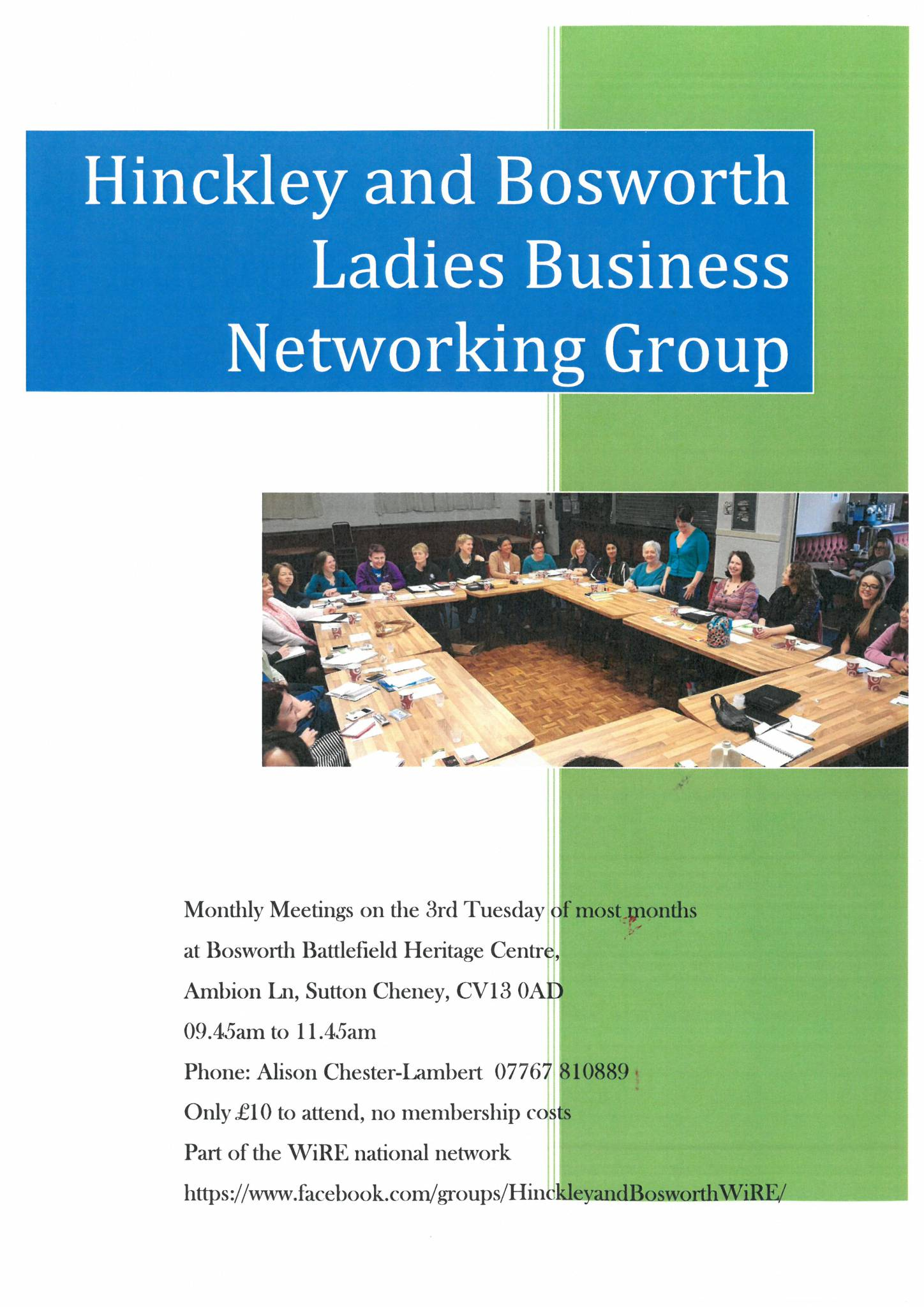 Hinckley & Bosworth Ladies Business Networking Group