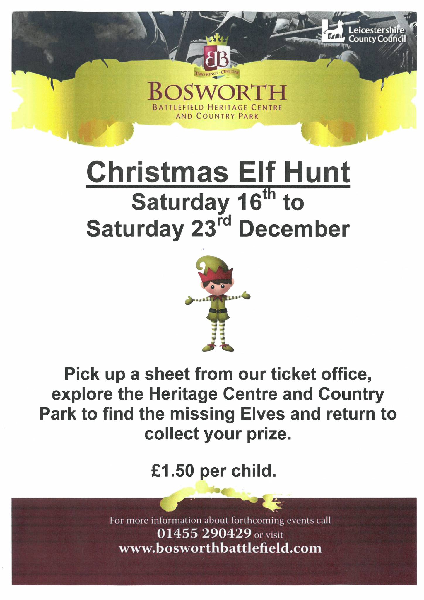 Christmas Elf Hunt