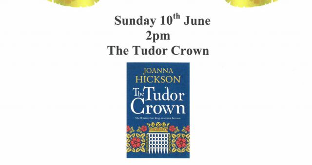 The Tudor Crown Talk: Joanna Hickson