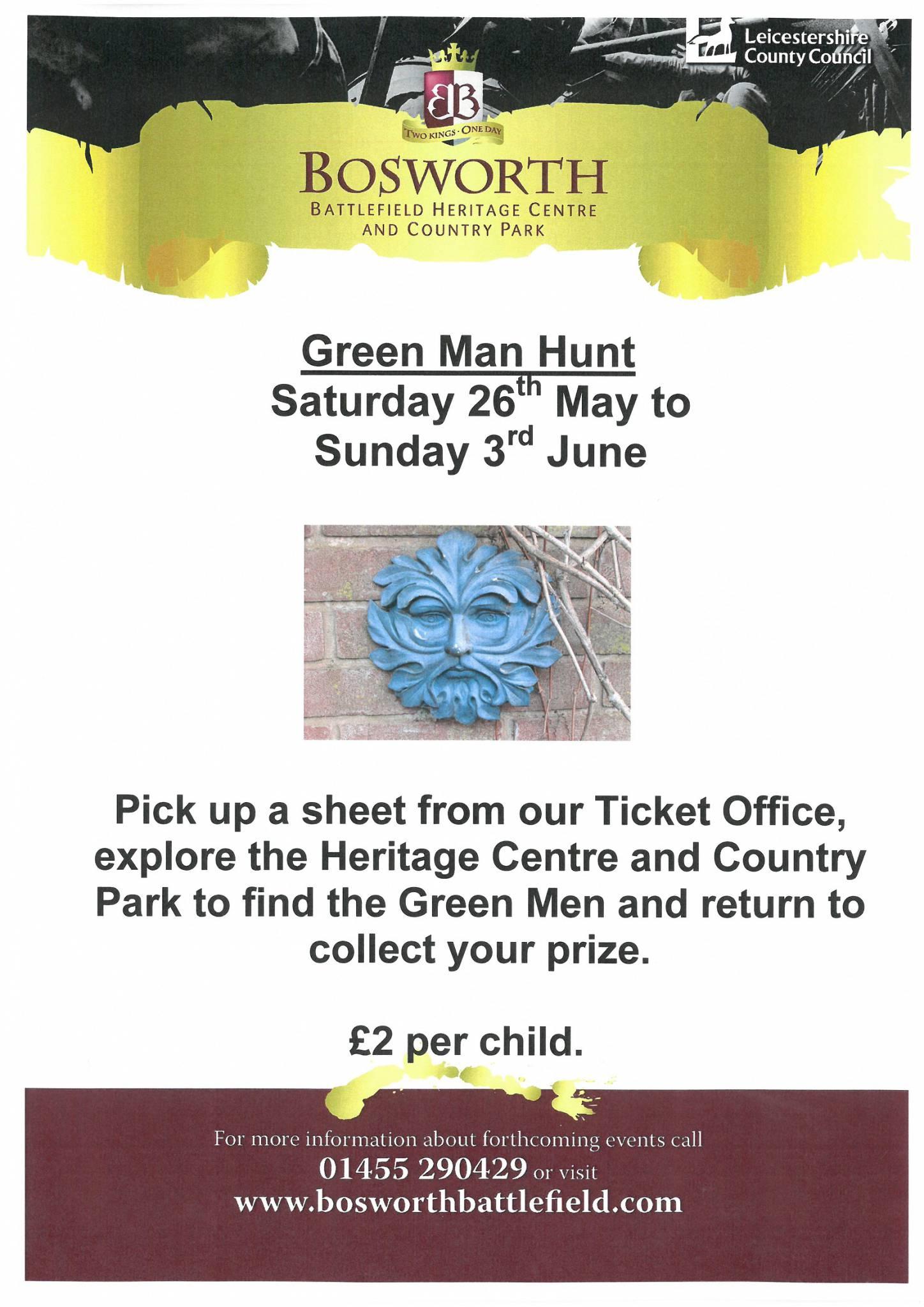 Green Man Hunt