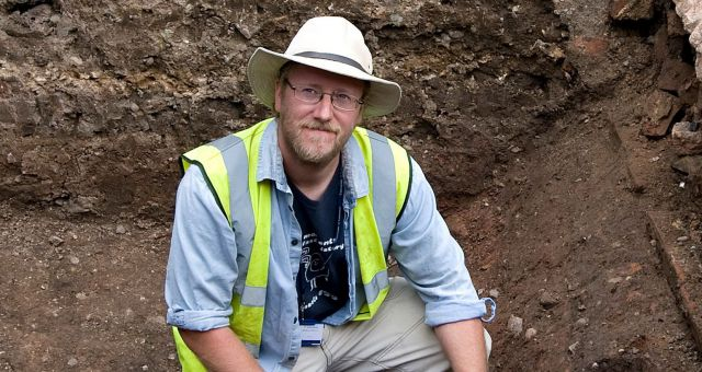 Mathew Morris: Revealing Grey Friars – The Search for the historic burial place of King Richard III