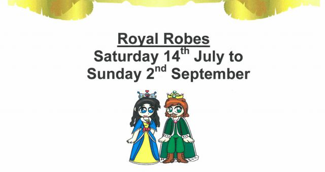 Royal Robes Hunt
