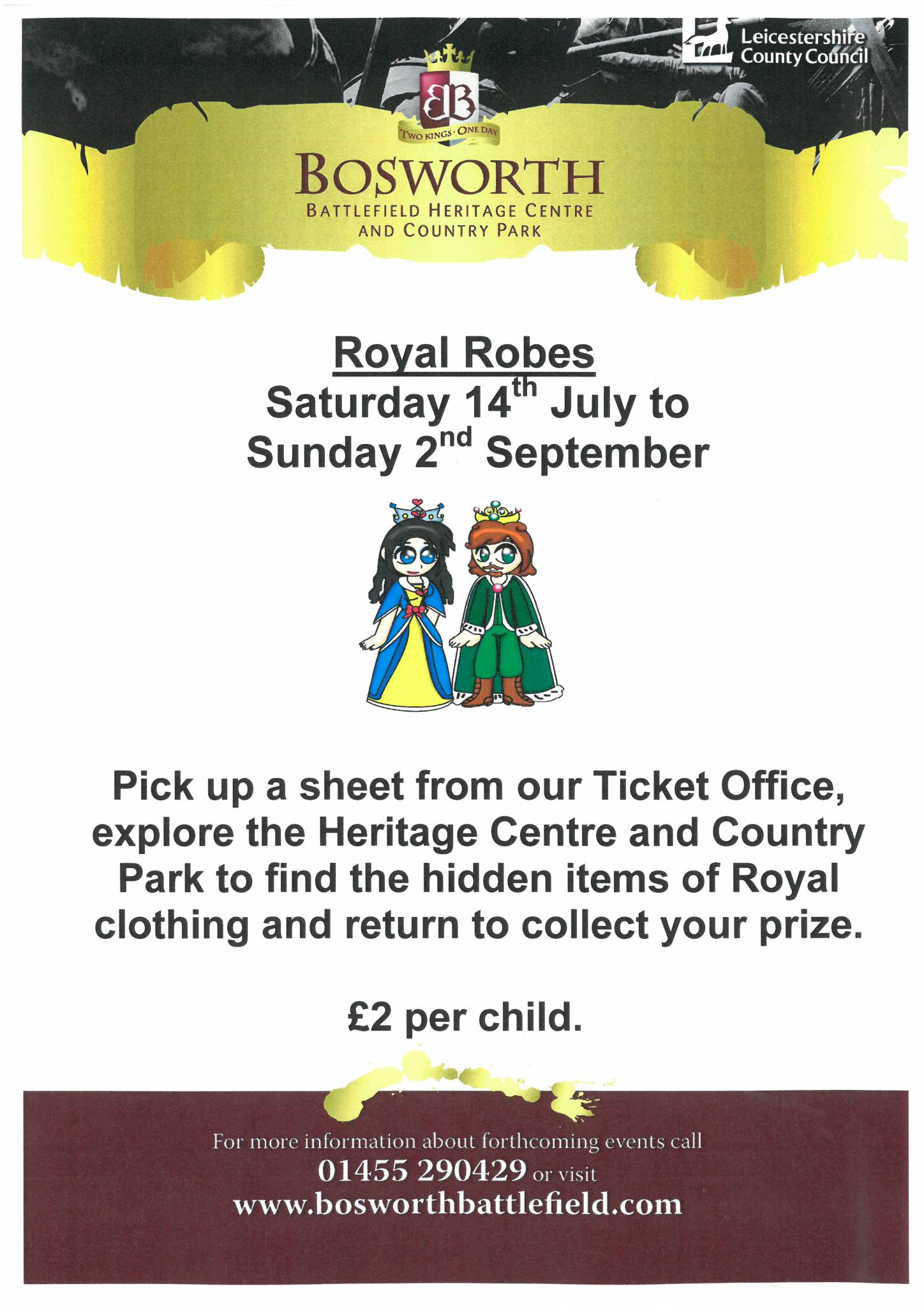 Royal Robes Hunt