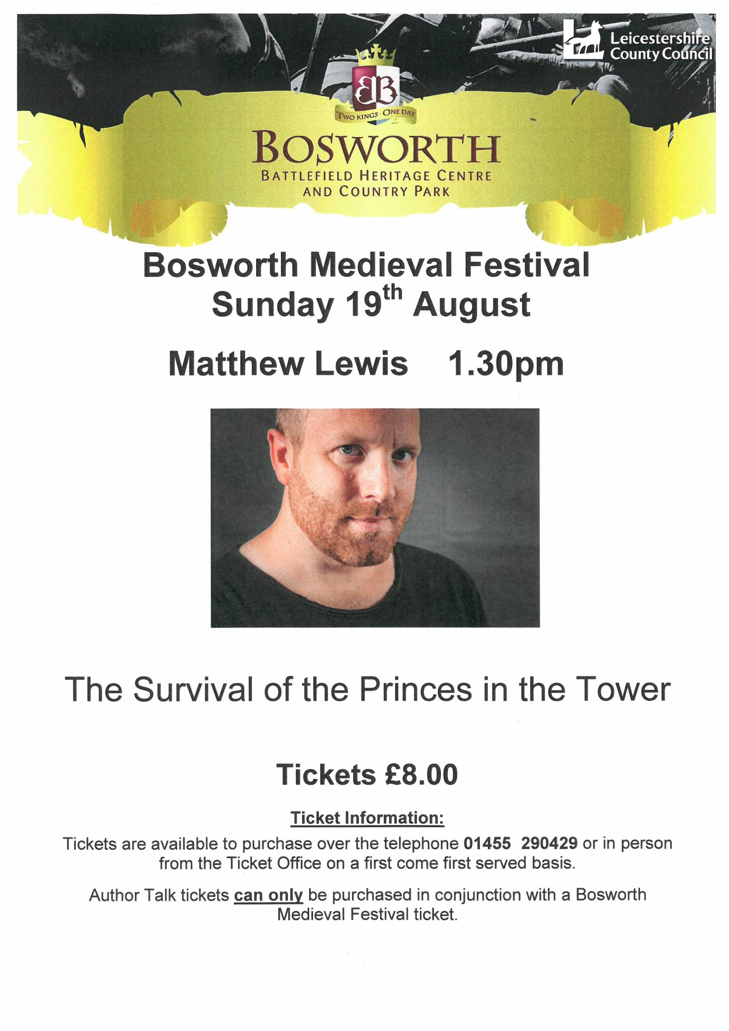 Mathew Lewis: The Survival of the Princes in the Tower