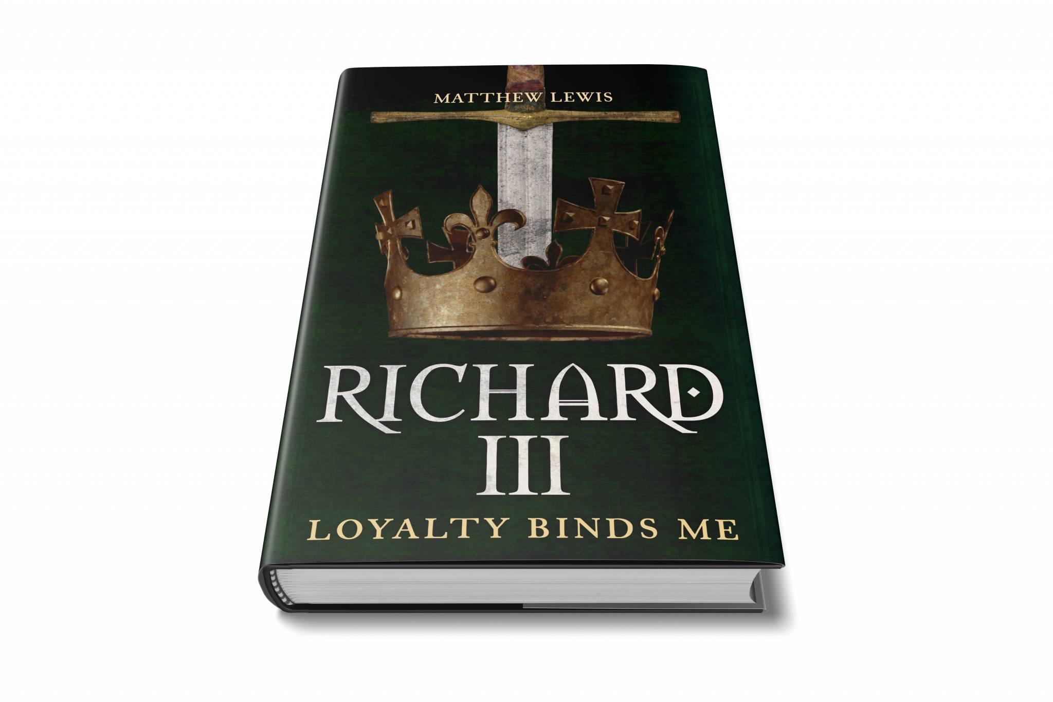Matthew Lewis Talk - Richard III: Loyalty Binds Me