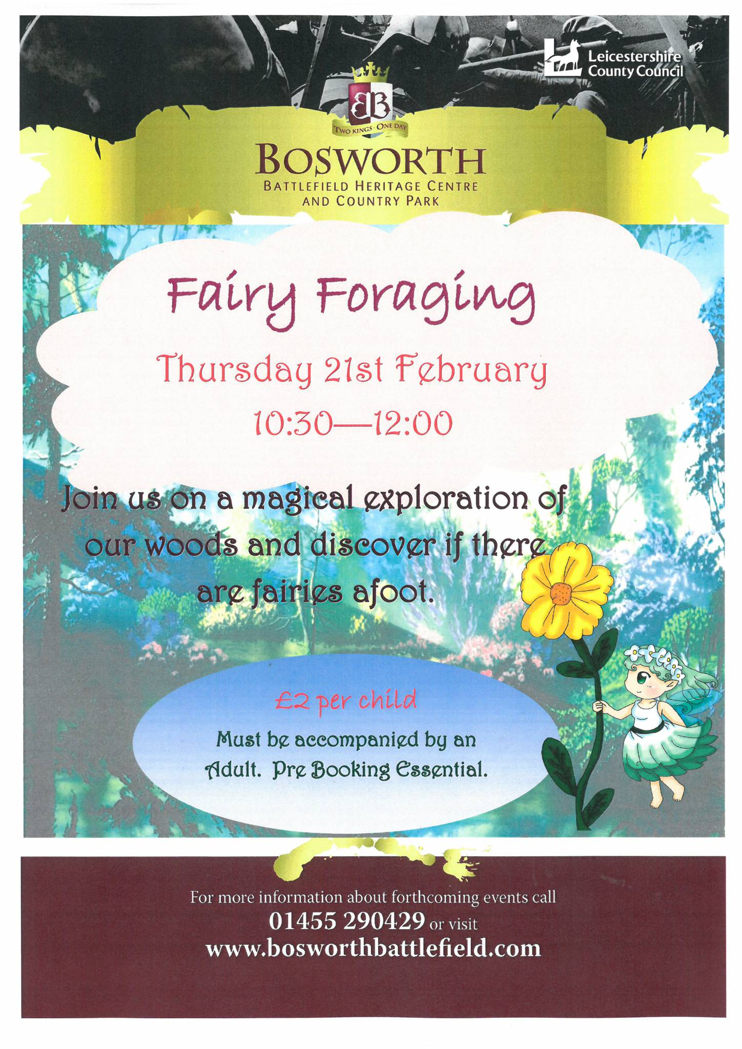 Fairy Foraging - SOLD OUT