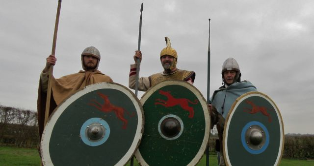 Discover the Romans at Bosworth Battlefield