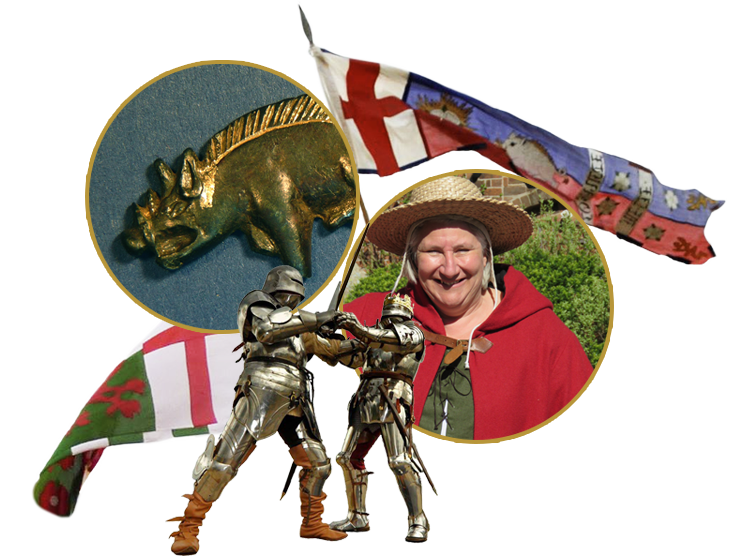 Welcome to the multi-award-winning Bosworth Battlefield experience