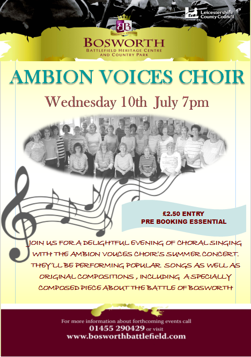 Ambion Voices Choir's Summer Concert