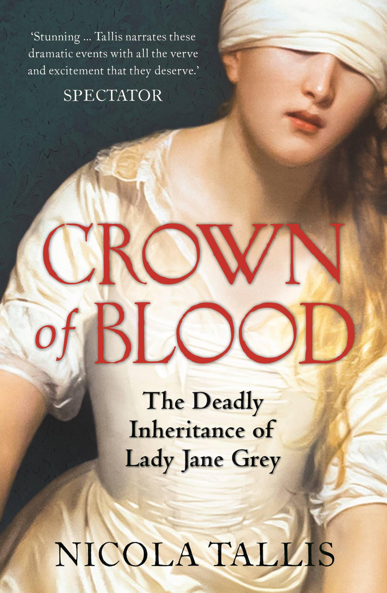 Medieval Festival Talk - Nicola Tallis 'Crown of Blood: The Deadly Inheritance of Lady Jane Grey'