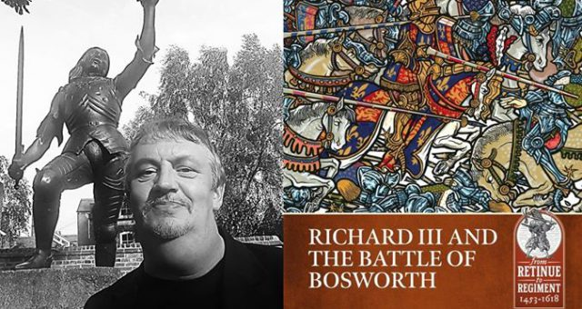 Mike Ingram Talk 'The French Connection: Richard III and the Battle of Bosworth'