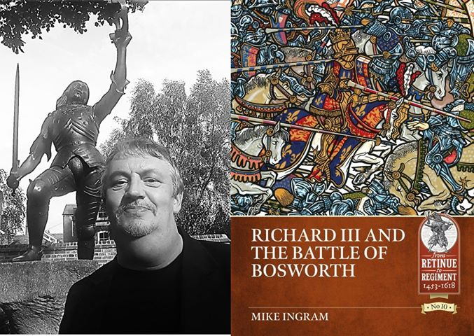 Medieval Festival Talk - Mike Ingram 'The French Connection: Richard III and the Battle of Bosworth'
