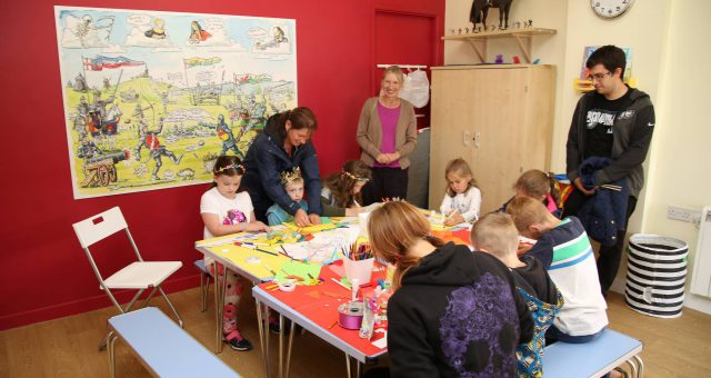 Bosworth Discovery Zone – Roman Special