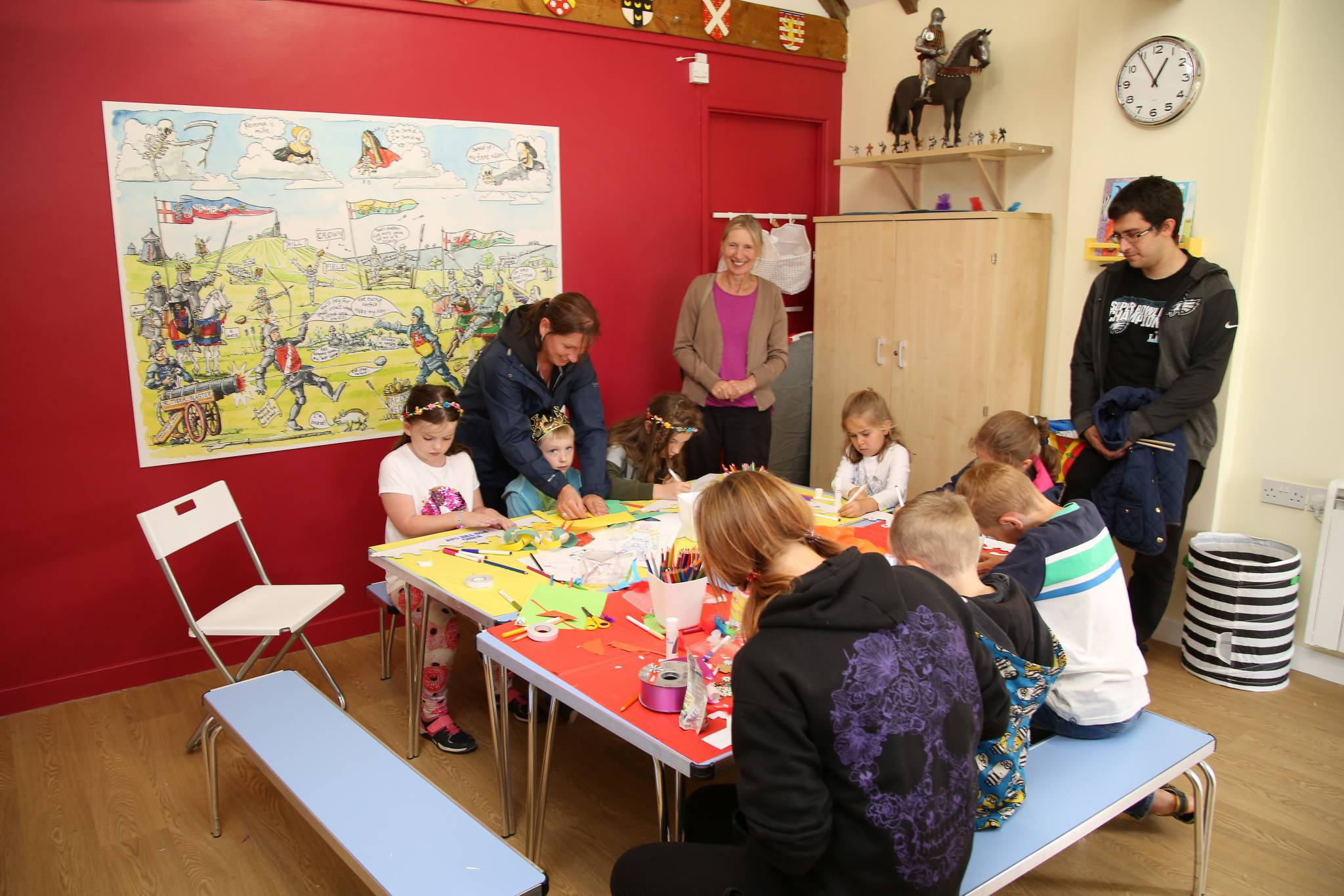 Bosworth Discovery Zone - Roman Special