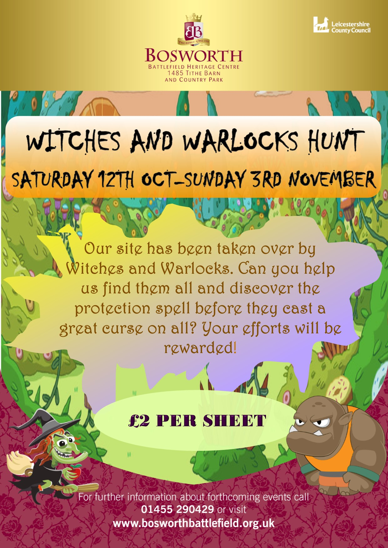Witches and Warlocks Hunt
