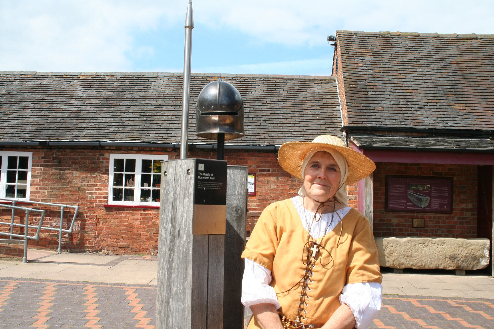 EASTER HOLIDAYS: Costumed Guided Walks