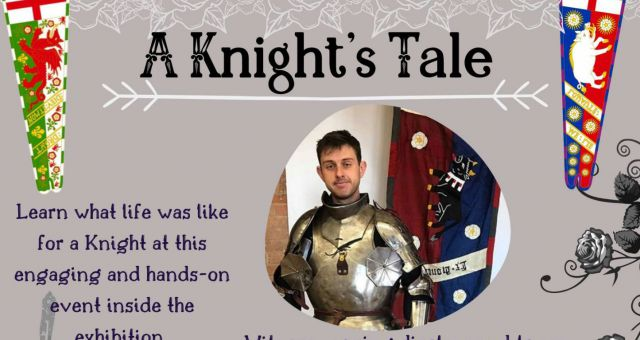 A Knight's Tale – POSTPONED
