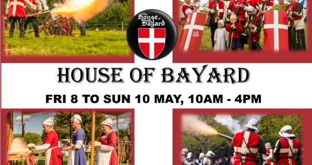 House of Bayard Living History Camp – POSTPONED