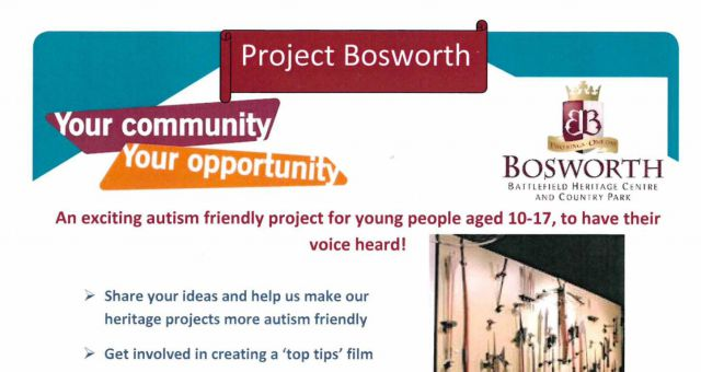 Project Bosworth – An Autism Friendly Project