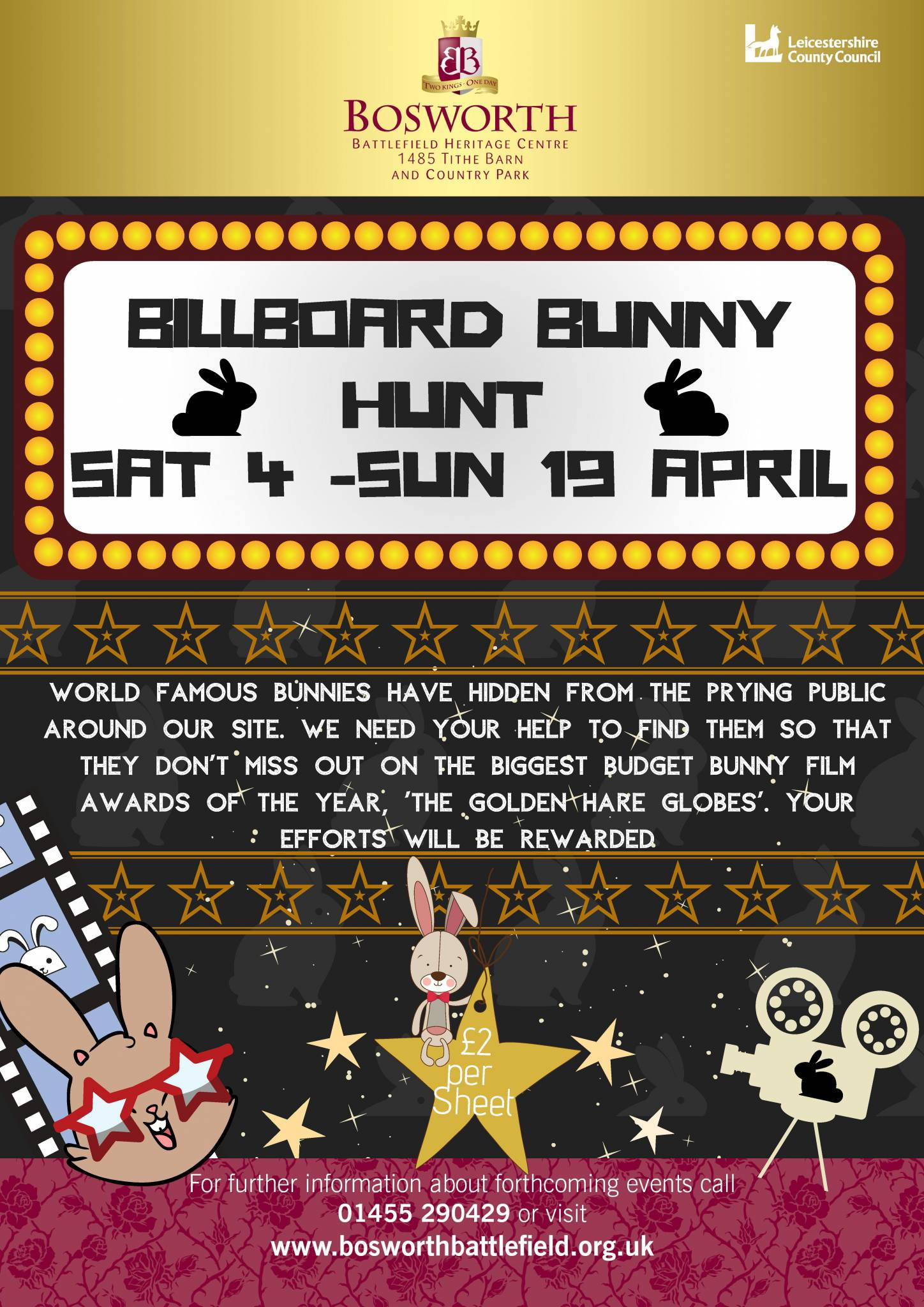 BillBoard Bunny Hunt - POSTPONED
