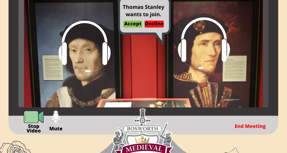 Virtual Bosworth Medieval Festival: 2020