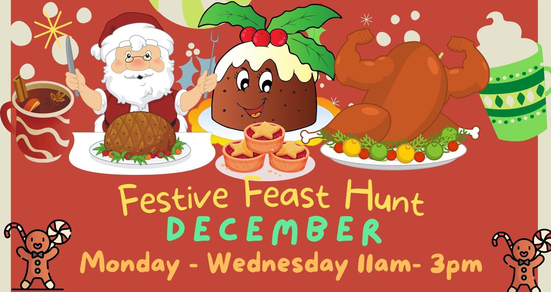 Festive Feast Hunt