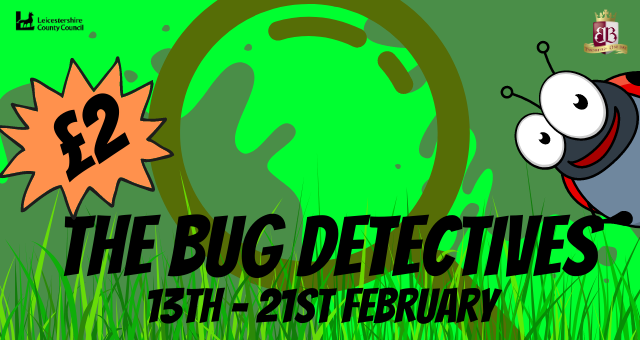 The Bug Detectives Activity Booklet