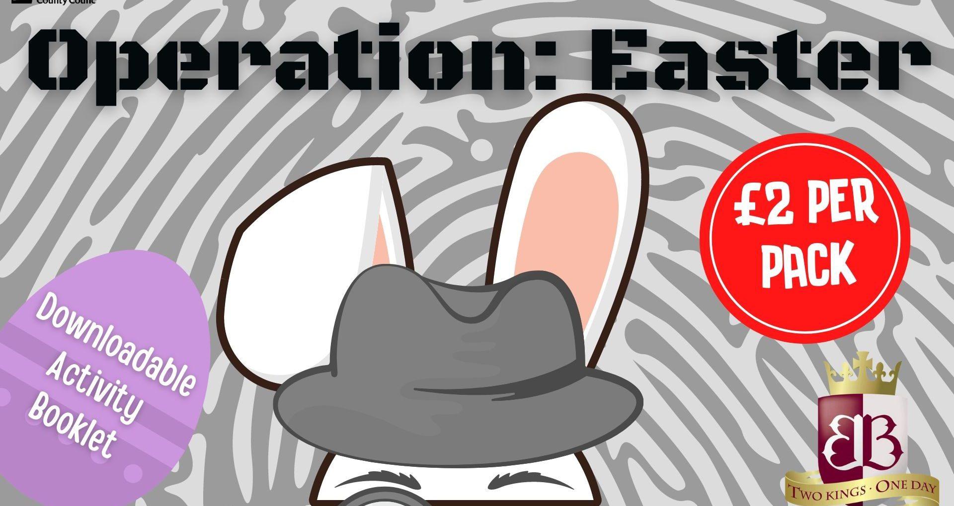 Digital Download: Operation Easter