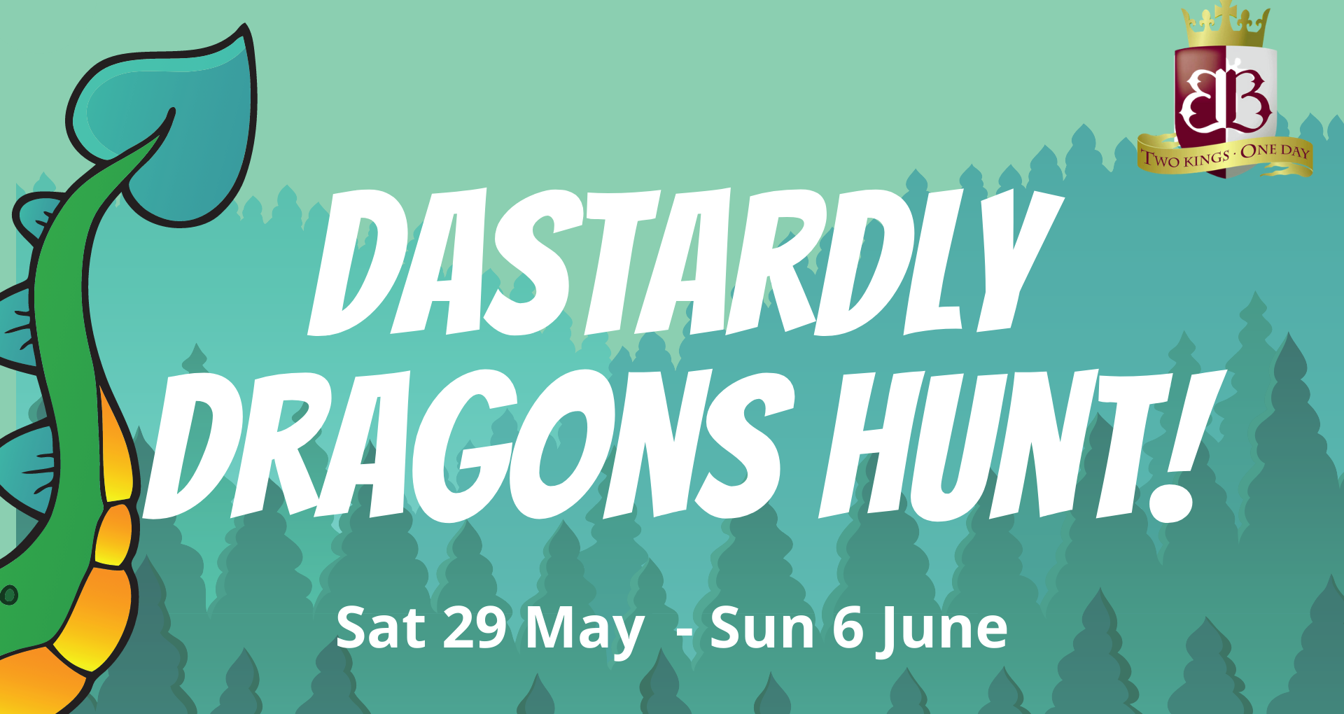 Dastardly Dragons Hunt