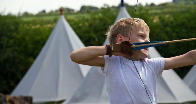 The Garrison: Medieval Archery