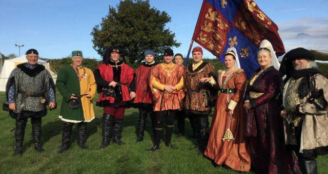 Medieval Medley Living History Camp
