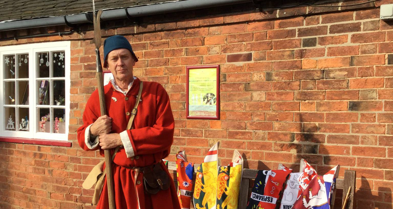 Medieval Medley- The Archaeology of Bosworth Battlefield Walk