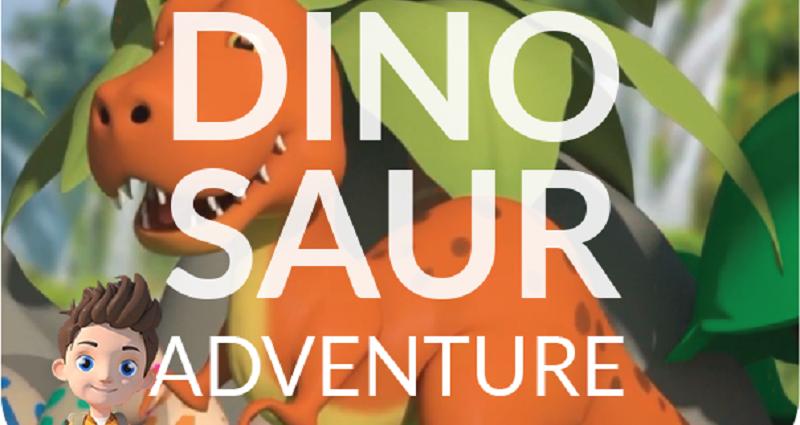 Hugo Explore – Dinousaur Adventure