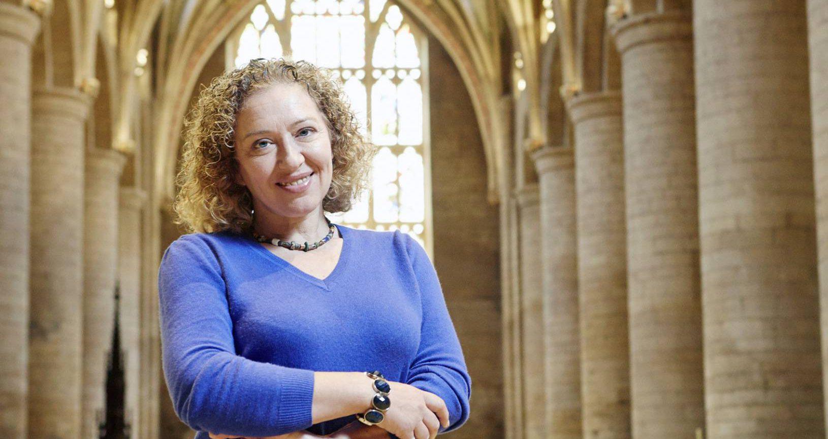 The Tudors in Love - Sarah Gristwood Talk