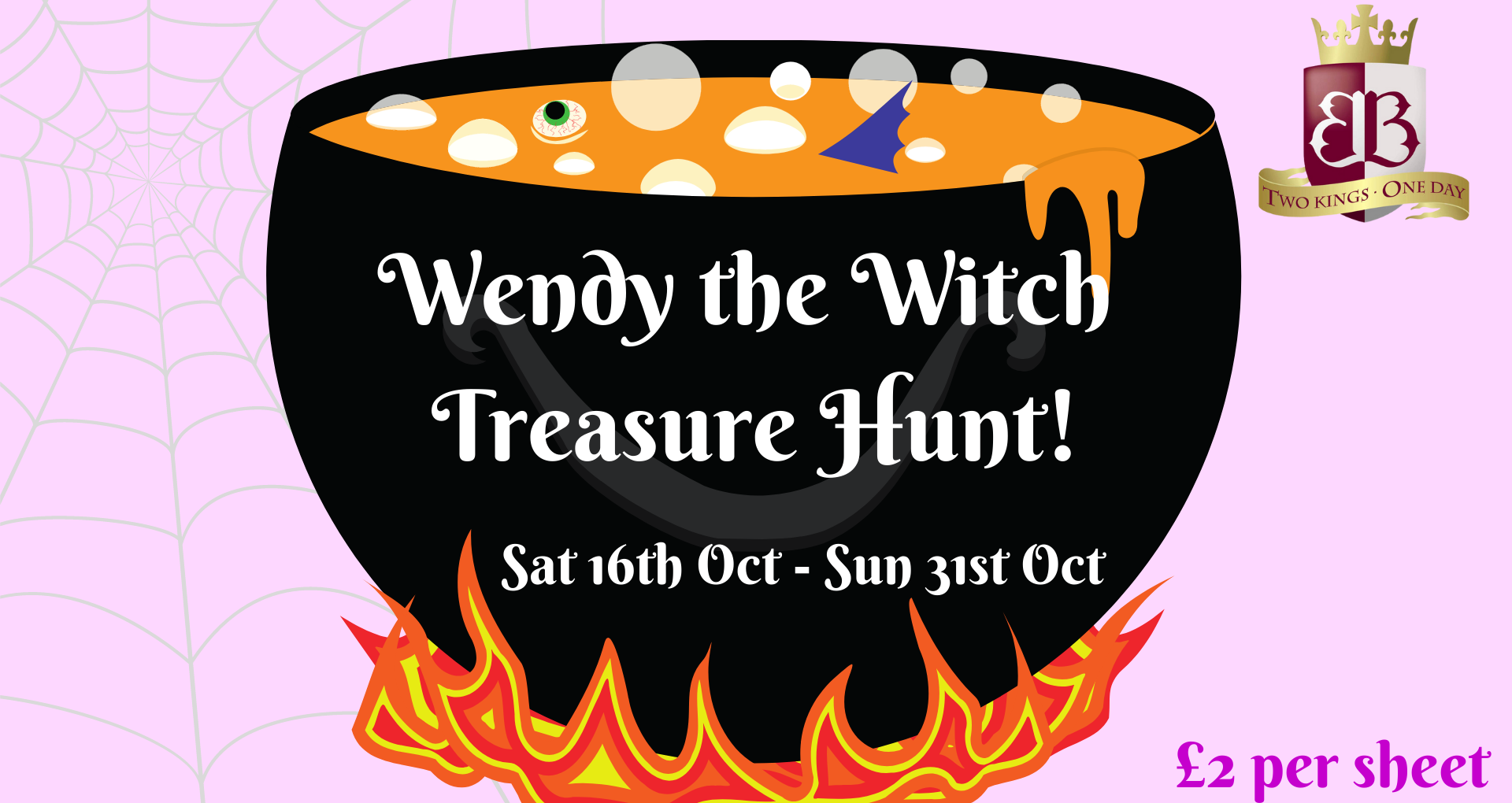 Wendy the Witch - Treasure Hunt