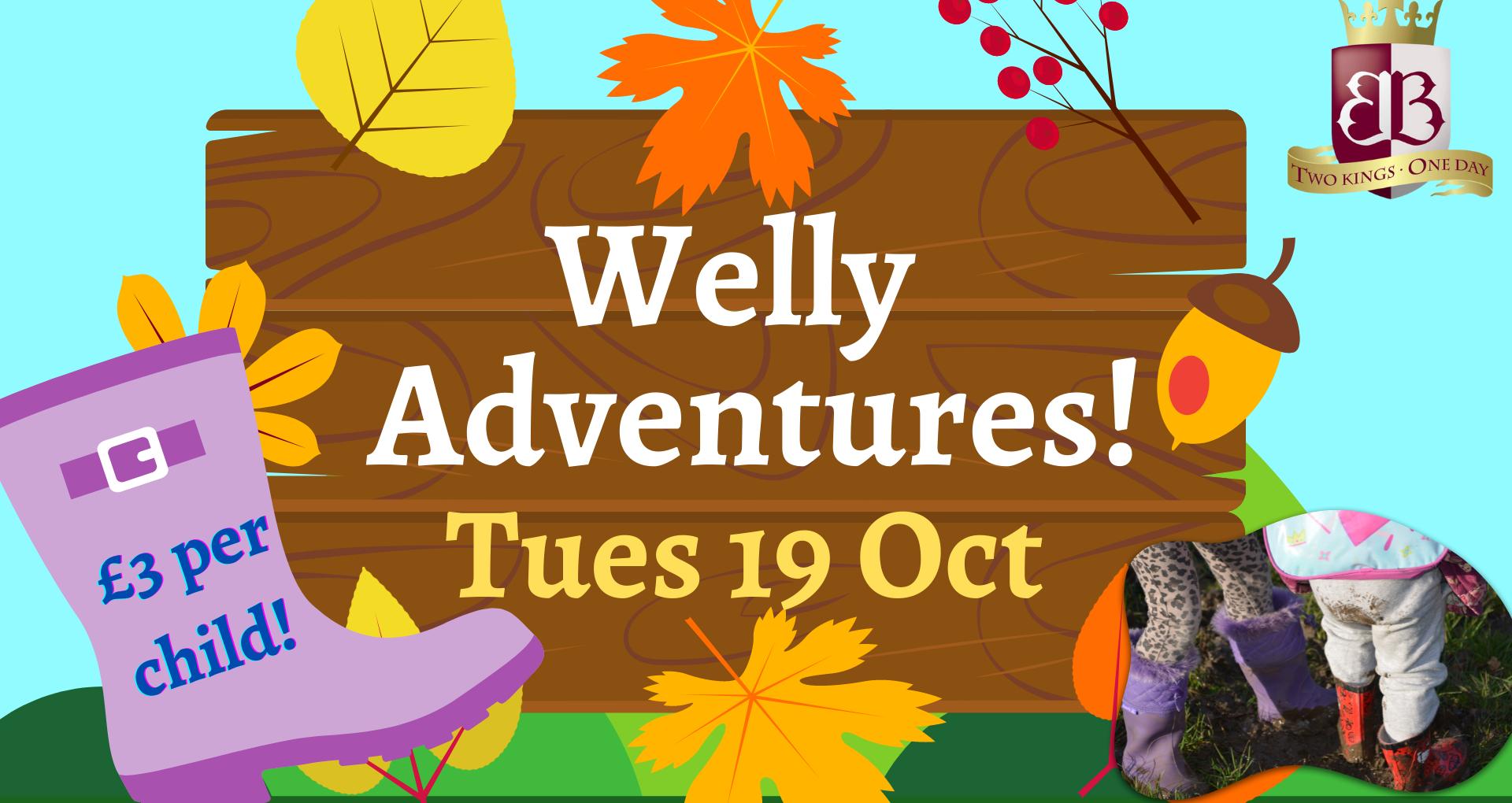 Welly Adventures